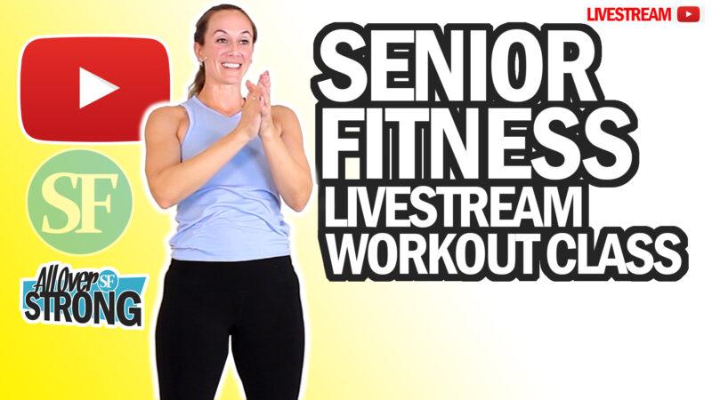 senior fitness with meredtih