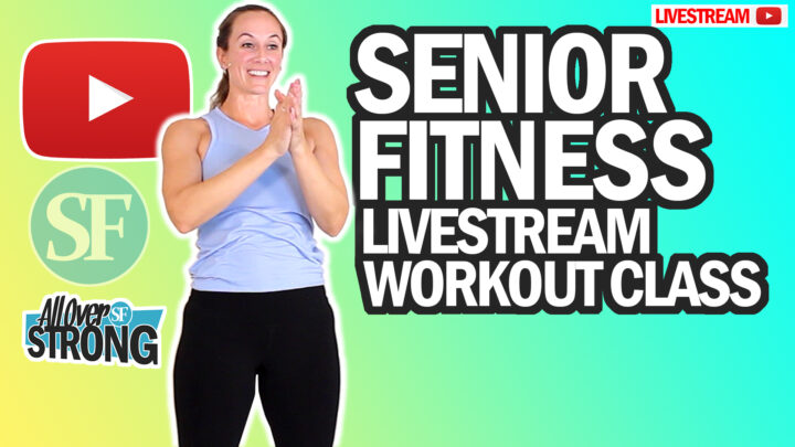 senior fitness with meredith